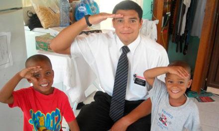 Missionários Mórmons Voltam para Porto Rico 3 Meses Após o Furacão Maria