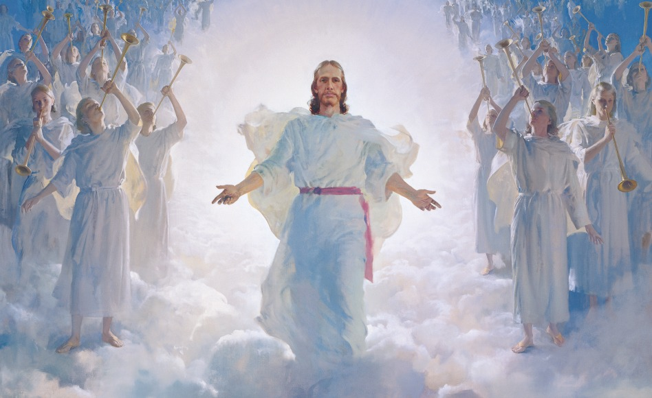 vinda de cristo