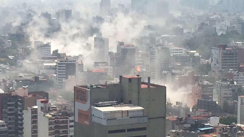 Declaração da Igreja Sobre o Terremoto no México