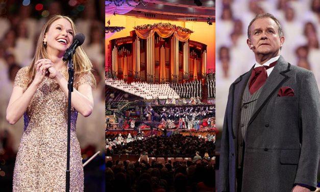 Concerto de Natal do Coro do Tabernáculo foi Estilo Broadway