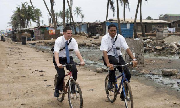 Missionários Mórmons Temporariamente Transferidos de Madagascar