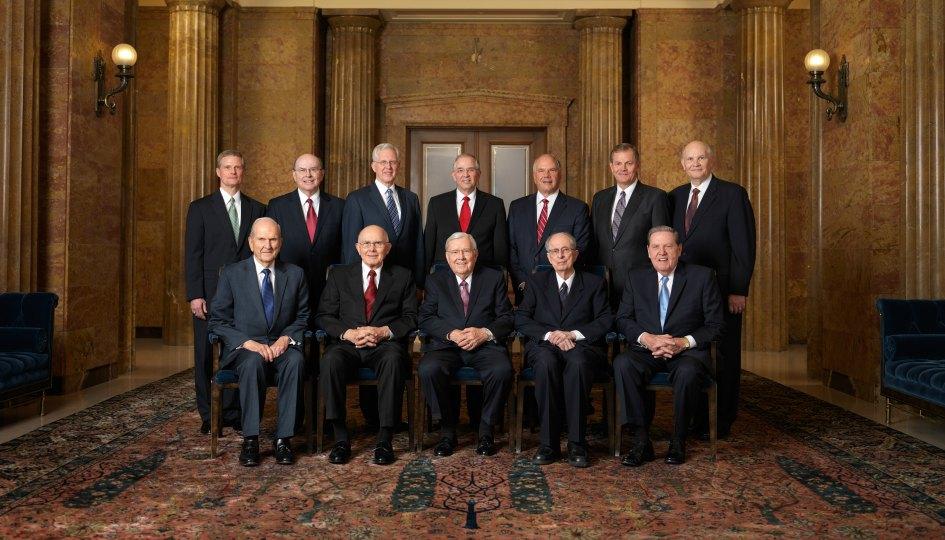 Como São Escolhidos Novos Apóstolos na Igreja SUD?