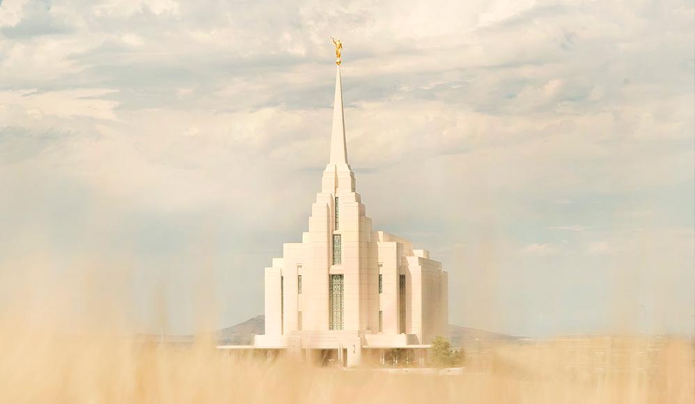 Por que a Alegria É Associada com o Trabalho no Templo nas Escrituras?