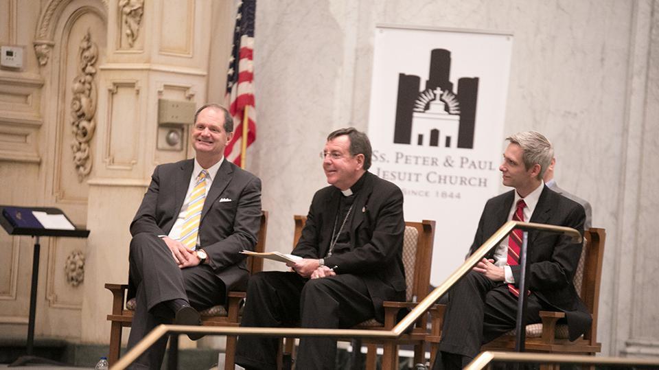 Mórmons, Católicos, Muçulmanos e Judeus Reunidos Pela Liberdade Religiosa