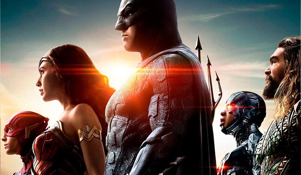 Informações para os Pais Sobre o Filme Liga da Justiça
