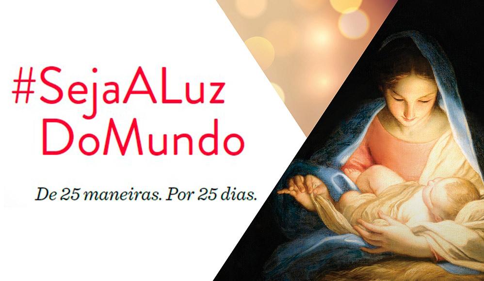 """""""Seja a Luz do Mundo"""" – Campanha de Natal Mórmon Encoraja Serviço Cristão"""