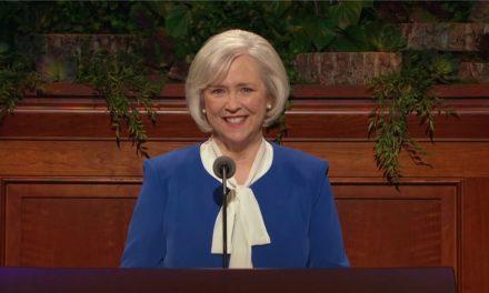 Como a Irmã Neil Marriott e Suas Colegas Conheceram a Igreja