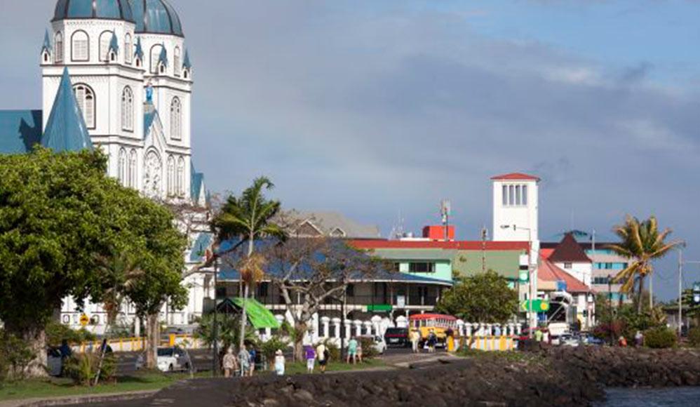Missionário Mórmon Morre em Acidente em Samoa