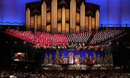 AO VIVO | Devocional de Natal da Primeira Presidência