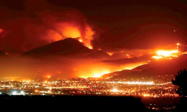 Declaração da Igreja SUD Sobre os Incêndios na Califórnia