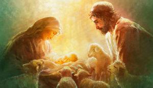 Um presente para Jesus Cristo