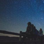 Noite sem escuridão, confiança em Deus