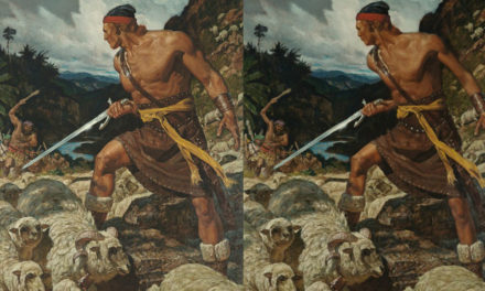 7 Pinturas Famosas do Livro de Mórmon, mas Sem Esteroides