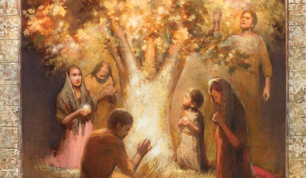 O que O Livro de Mórmon nos Ensina Sobre as Famílias?
