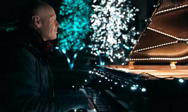 Vídeo: Piano Guys Usam 500 Mil Luzes de Natal em Videoclipe