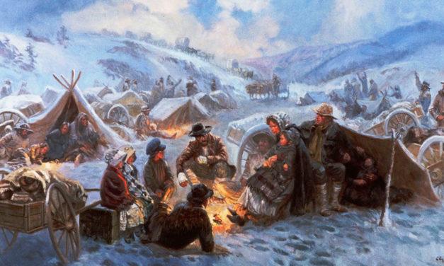 Como Deve ter Sido o Natal dos Pioneiros Mórmons