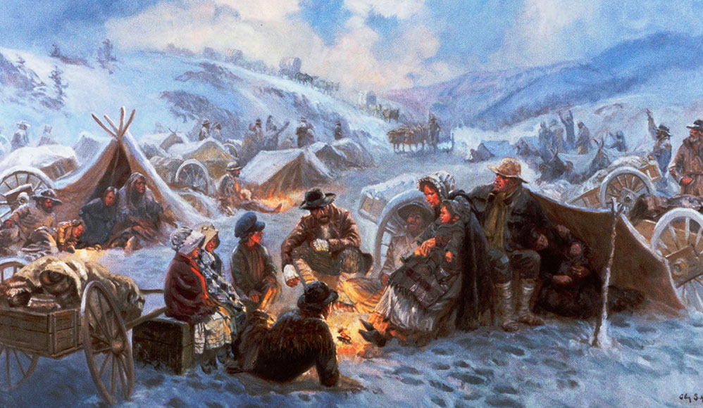 Como deve ter sido o Natal dos pioneiros santos dos últimos dias