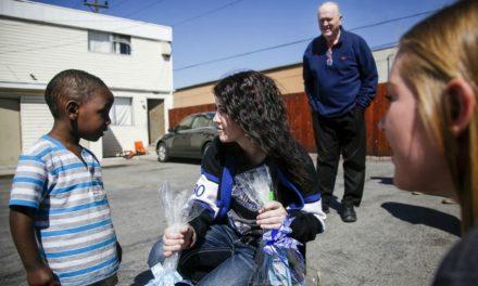 Mórmons Doam 5 Milhões de Dólares em Ajuda aos Refugiados