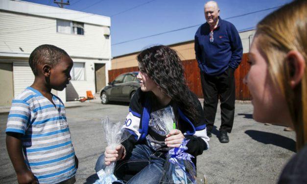 Mórmons Doam 1,5 Milhões de Dólares em Ajuda aos Refugiados