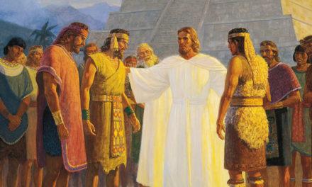"""Quem são todos os """"Néfis"""" mencionados nas escrituras?"""