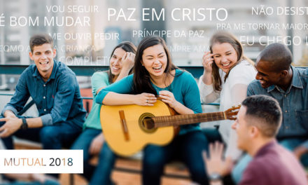 Álbum da Mutual de 2018 Foi Lançado Exclusivamente em Português