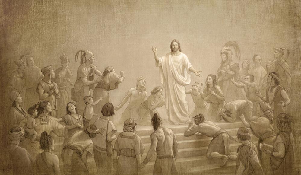 O que aprendemos com os nefitas que foram testemunhas do Cristo ressurreto