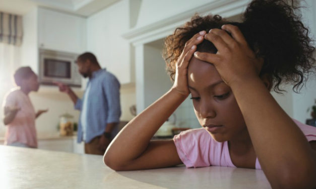 Quanto devemos comentar com os filhos sobre problemas conjugais?