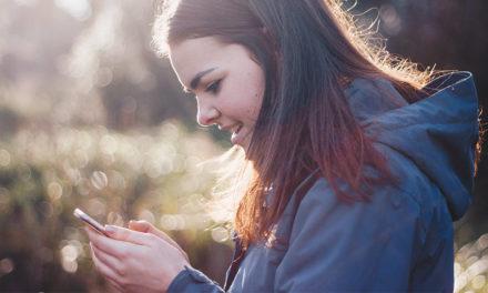 Membros agora podem enviar referências diretamente do celular