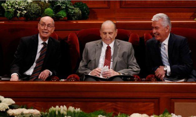 Para os Mórmons, o drama de sucessão é contra sua religião