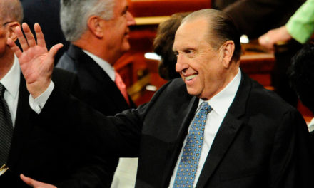 Anunciada a Data do Funeral do Presidente Monson