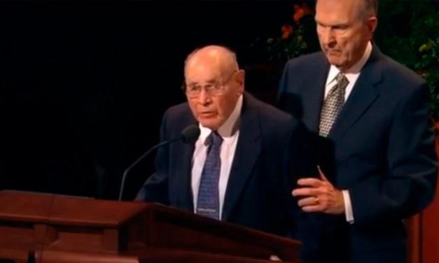 O que o Presidente Nelson me ensinou sobre apoiar os líderes da igreja