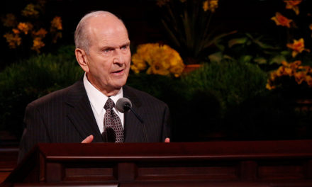 Presidente Russell M. Nelson Falará em Transmissão Ao Vivo