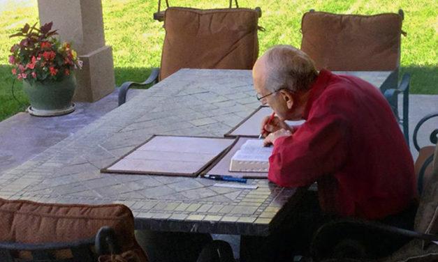 Presidente Nelson estudou 2200 escrituras sobre o Salvador em 6 semanas