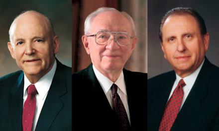 Sucessão na Presidência de A Igreja de Jesus Cristo dos Santos dos Últimos Dias