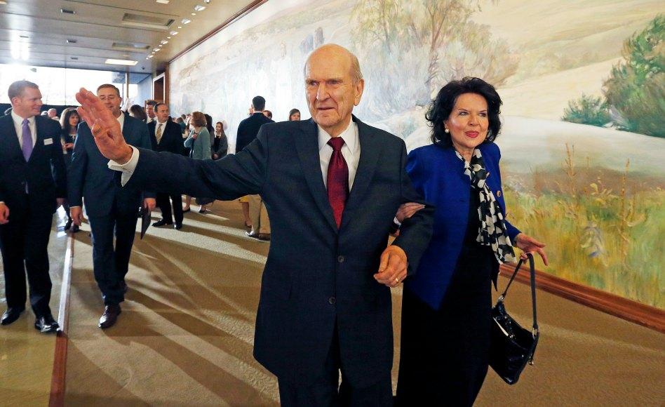 Pres. Nelson terá uma reunião com os missionários em Brasília