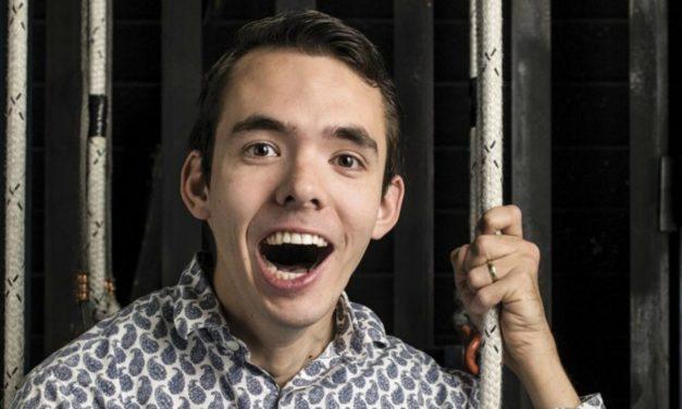 Estudante da BYU com Paralisia Cerebral: A história do Sr. Impossível