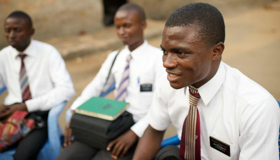 missões e o sacerdócio