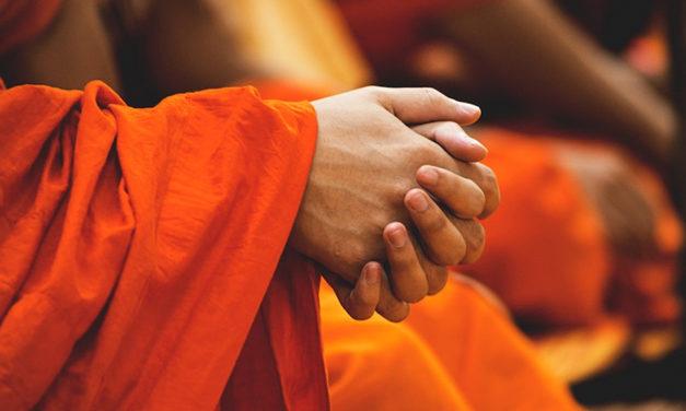 O que eu aprendi com os textos sagrados de Buda