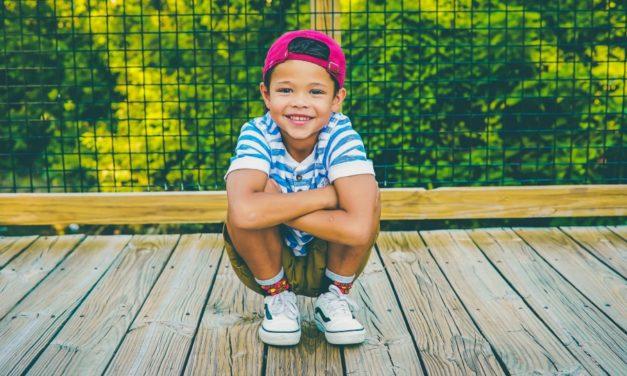 A oração de um garotinho de 5 anos que mudou como converso com Deus
