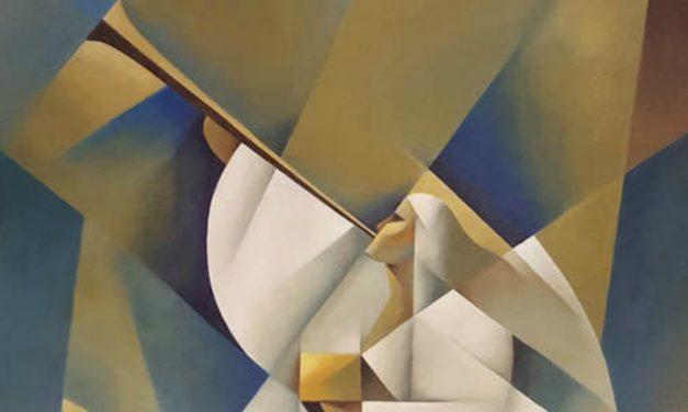 Obras de arte mórmon em exposição antes da conferência geral
