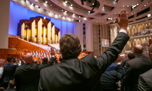 O significado do convênio de apoiar os líderes da Igreja