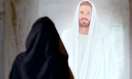 Um novo jeito de ver o sacramento no domingo de Páscoa