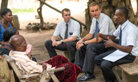 Mórmons compartilham seu melhor conselho para futuros missionários