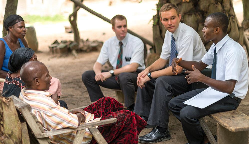 futuros missionários