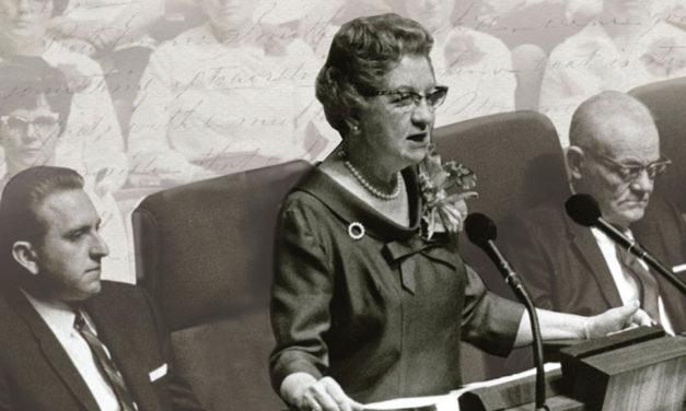 Livro com discursos de mulheres da Igreja disponível em Português