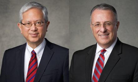 Dois novos apóstolos chamados a servir