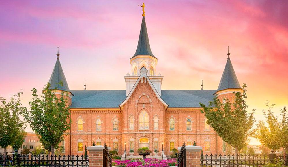 Um dia na vida de um oficiante de ordenanças do templo