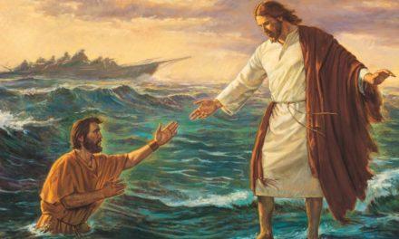 """Vem e Segue-me – Lição 13 – """"Não tenhais medo"""" Mt 14-15, Mc 6-7, Jo 5-6"""