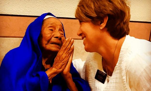 Mexicana de 122 anos é batizada na Igreja de Jesus Cristo dos Santos dos Últimos Dias