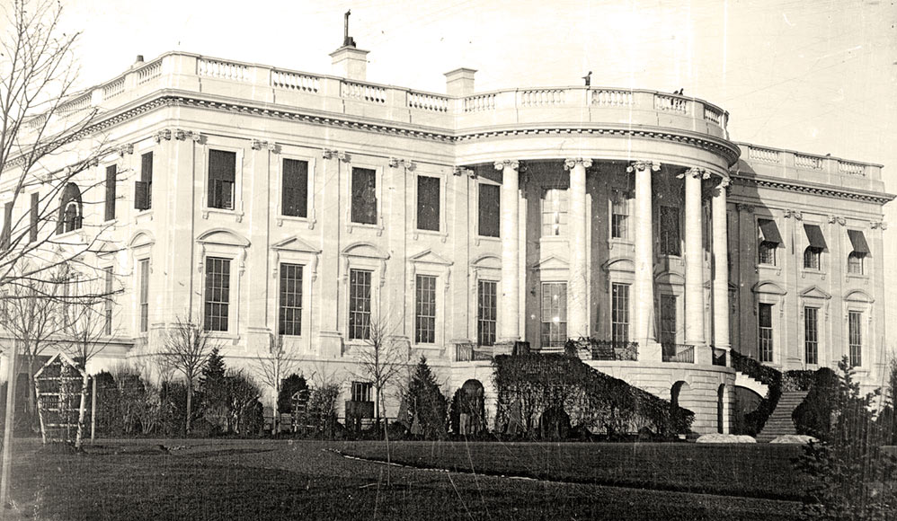 O Encontro Histórico de Joseph Smith com o Presidente dos Estados Unidos